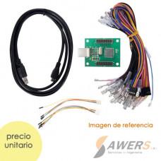 AD8302 Detector de ganancia y fase de antenas de radiofrecuencia