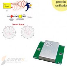 HB100 Radar de Microondas Doppler X-Band 10.525Ghz