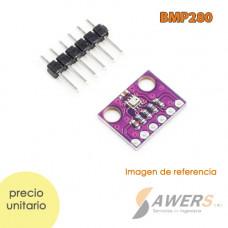 BMP280 Presion Barometrica y Temperatura I2C