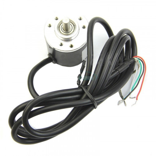 Encoder 600p/r Incremental Fotoelectrico 5V