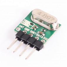 Receptor 315Mhz Superheterodino OOK