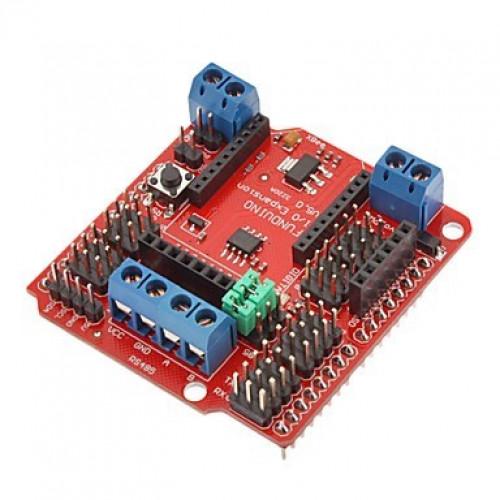 Arduino Uno Sensor Shield V5 (xbee)