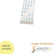 10mm Guia lineal cromada L=500mm