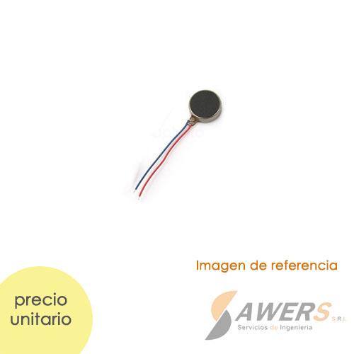 Micro Motor Vibrador 3V