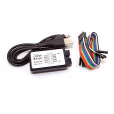 Analizador logico USB 24MHz 8CH XD-63