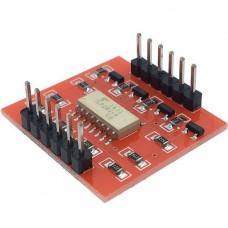 Modulo Optoacoplador TLP281 4 Canales