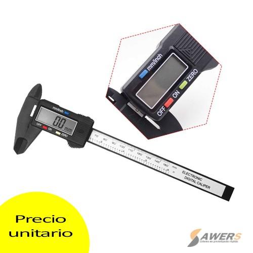 Vernier Digital de presicion 150mm