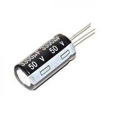 Capacitor electrolitico 1000-2200-3300uF (seleccione)