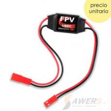 UBEC Step-down para FVP 5V-3A