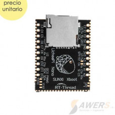 LicheePi Nano Linux ARM926EJS 16Mb Flash - WiFi
