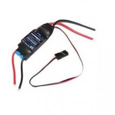ESC Controlador de Velocidad DC Brushed 20A