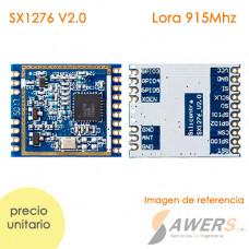 Tranceptor Inalambrico LoRa SX1276 (ver bandas)