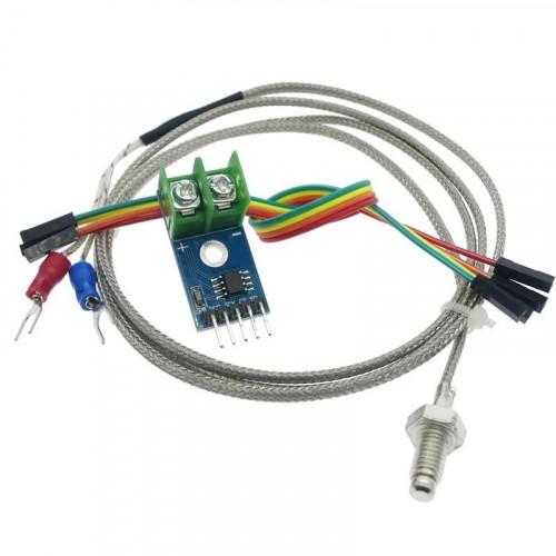 MAX6675 Sensor de Temperatura 0-800C y Termocupla Tipo K