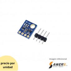 SI7021 Sensor de temperatura y humedad