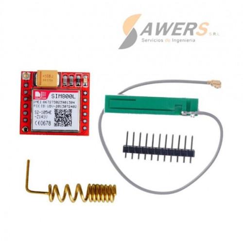 SIM800L Quad-Band GSM/GPRS (Mini)