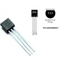 DS18B20 IC Sensor Temperatura digital TO-92