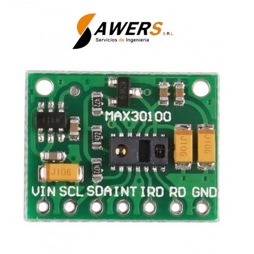 MAX30100 Oximetro de pulso cardiaco