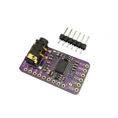 PCM5102 DAC para Raspberry PI
