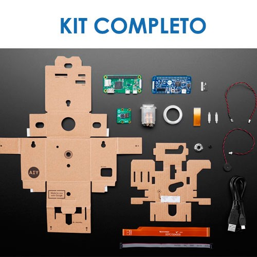 Google AIY Vision Kit v1.1 (RPI zero incluido)