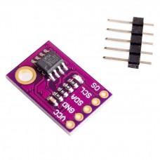 LM75A Sensor de temperatura digital 125C I2C