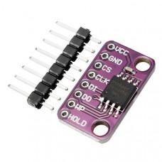 W25Q16 Memoria NOR Flash SPI 16Mb