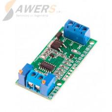Modulo Transmisor Lineal 0-5V a 4-20mA