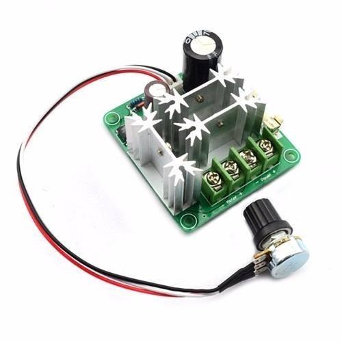 PWM Controlador Velocidad Motor 6-90V-15A 1000W