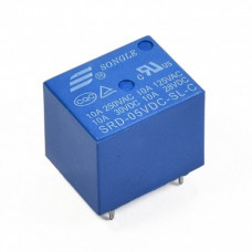 Relay de 5VDC 10A SPDT