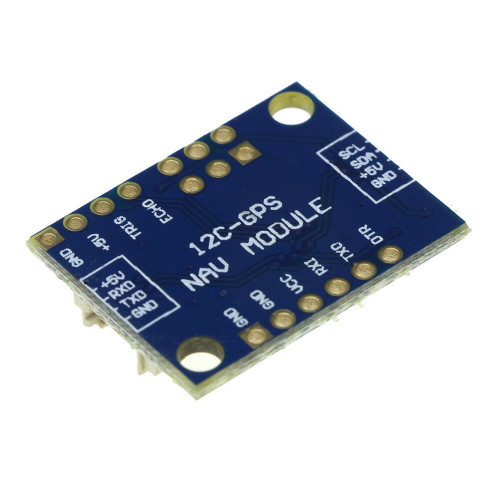 IIC-GPS NAV - modulo Serial a I2C