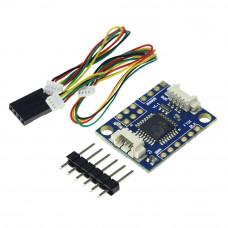 IIC-GPS NAV - modulo Serial a IIC