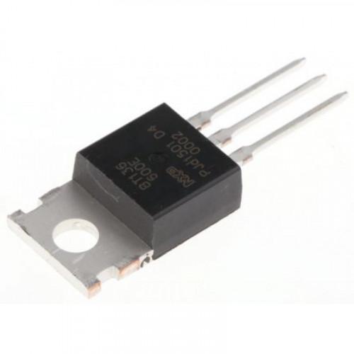 BT136 Triac 500V 4A