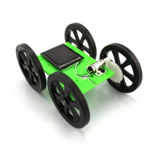 Kit armable educativo Coche Solar