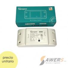 Sonoff Basic DIY WiFi R2 - Interruptor Inteligente 220V-10A