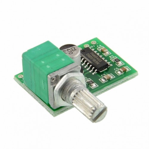 PAM8403 Amplificador stereo 3W PCB