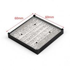 Matriz de LED RGB 8x8 60mm