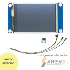LCD Touch Nextion 2.4 TFT 320x240 Serial