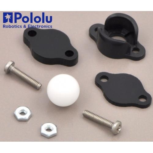 Ball Caster bola plastica 3/8 (giroloco)