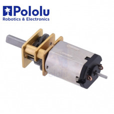 Micro Motor Pololu 50:1 HPCB 6V eje Extendido