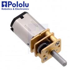 Micro Motor Pololu 10:1 HPCB 6V