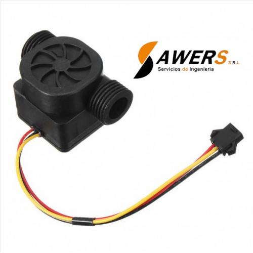 Sensor de flujo de agua de 3/4 FS300A