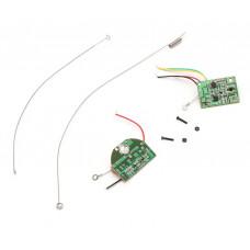 Control Remoto 27Mhz Transmisor y Receptor