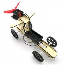 Kit didactico de Coche Aeropropulsado
