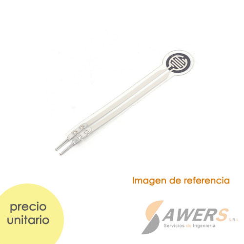 Sensor de fuerza resistivo FSR402