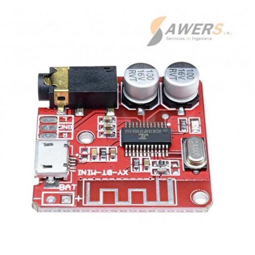Modulo Reproductor MP3 con Bluetooth 4.1