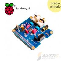 HIFI DAC Tarjeta de sonido I2S para Raspberry