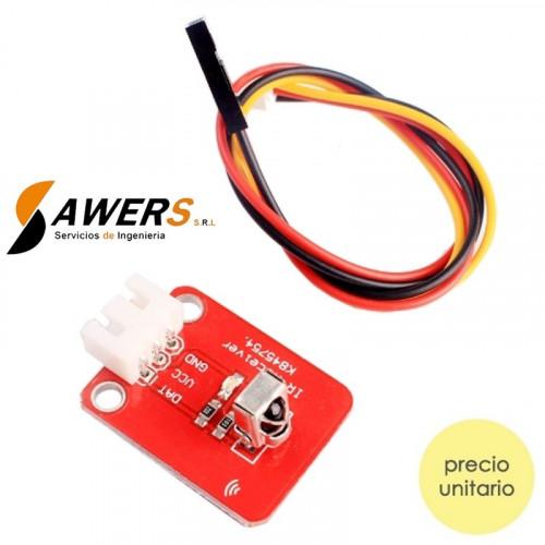 Receptor IR Sensor TL1838 38Khz