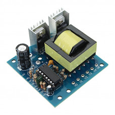 Inversor de voltaje 12VDC a 220VAC 150W