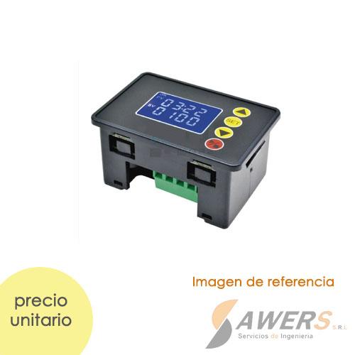 Temporizador de Retroceso 0-999min Relay 220V