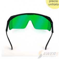 Gafas de proteccion Laser 450 a 800nm