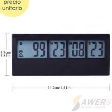 Temporizador 0-999Dias de Cuenta Regresiva